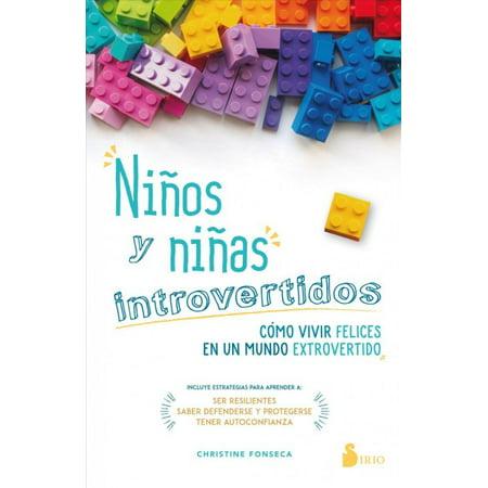 Ninos Y Ninas Introvertidos (Paperback) (Nina Sofa)