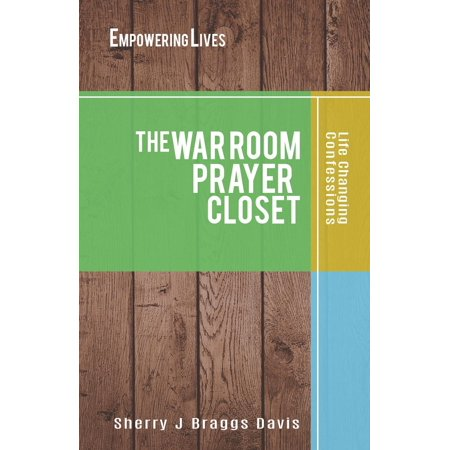 The War Room Prayer Closet (Paperback)