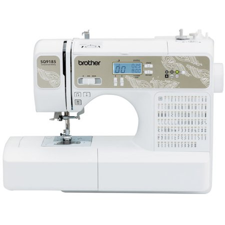 Brother 130-Stitch Sewing and Quilting Machine, SQ9185 - Walmart.com