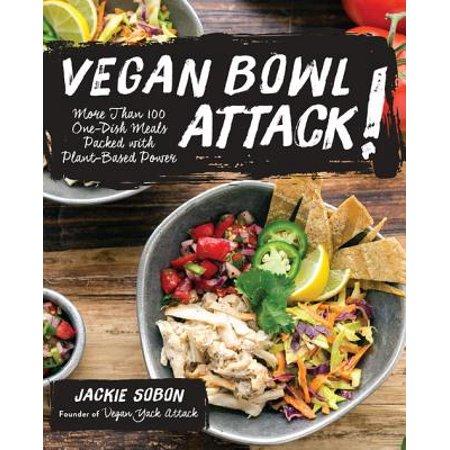 Vegan Bowl Attack! - eBook