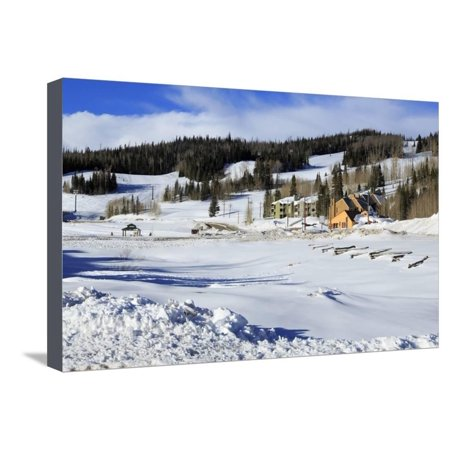 Brian Head Ski Resort, Utah, United States of America, North America Stretched Canvas Print Wall Art By Richard Cummins