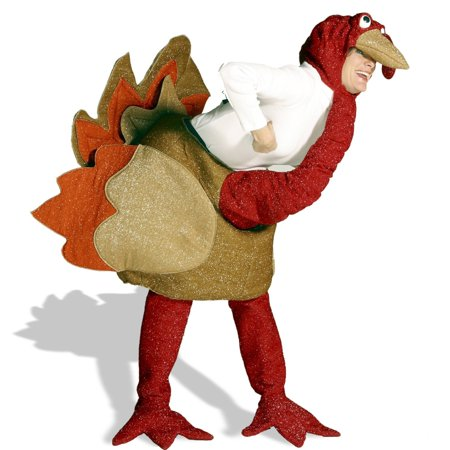 Turkey Costume Diy (Turkey - Adult Costume)