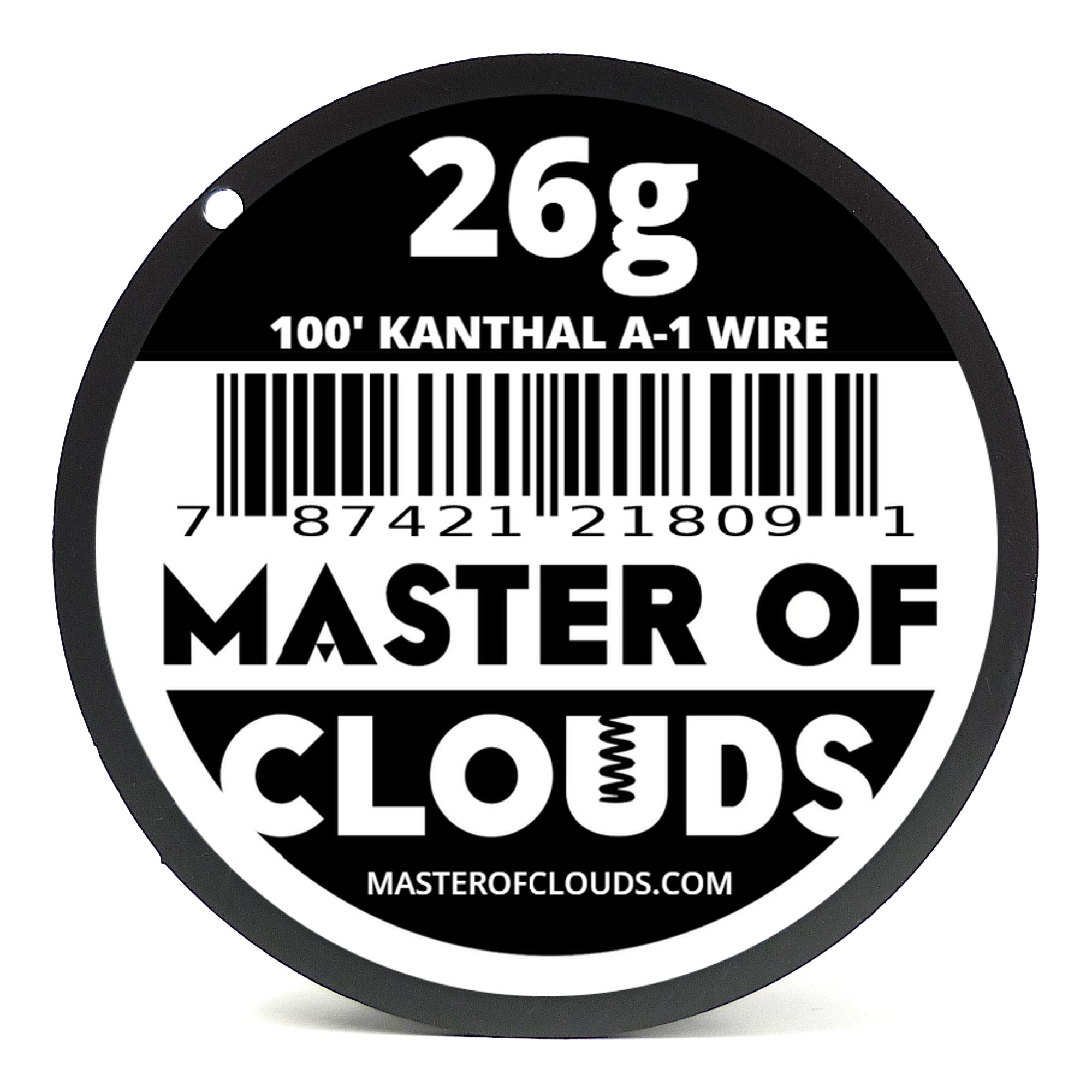 100ft. Kanthal A1 Resistance Wire 26 AWG Gauge 100\' Lengths ...