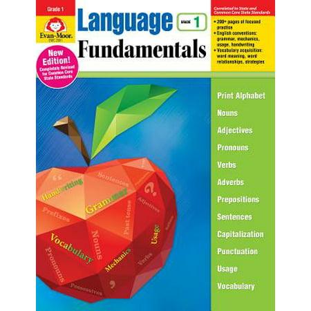 Language Fundamentals, Grade