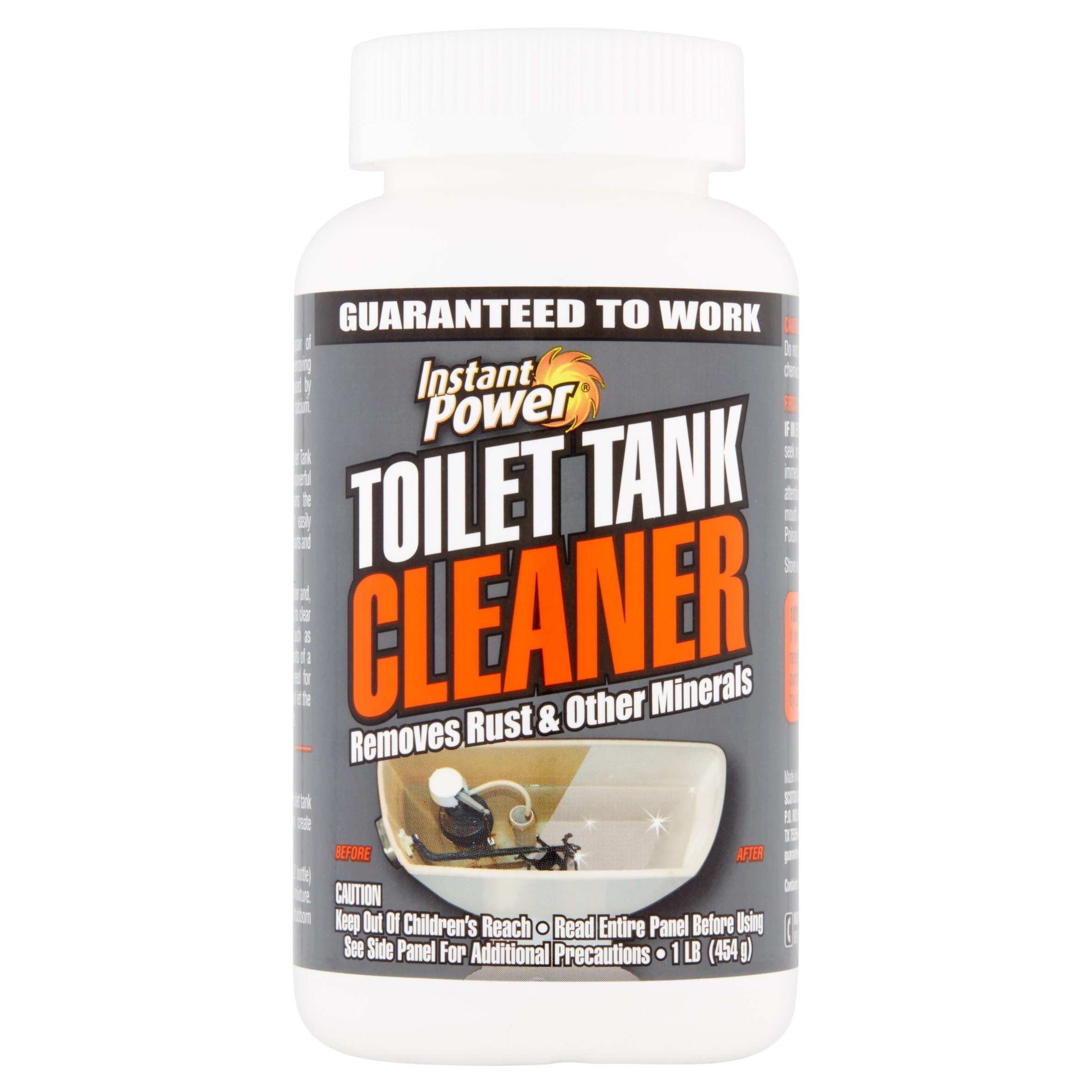 Instant Power Toilet Tank Cleaner, 16 Oz