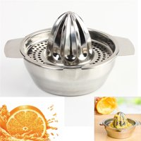 1Pcs Stainless Steel Lemon Lime Squeezer Kitchen Manual Citrus Press Juicer Hand Press Squeezer