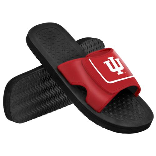 Indiana NCAA Mens Shower Slide Flip Flops