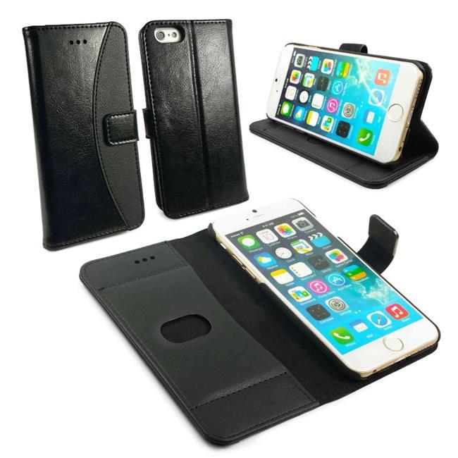 Tuff Luv I5-44 Genuine Leather Slim Stand Wallet Case Cov...