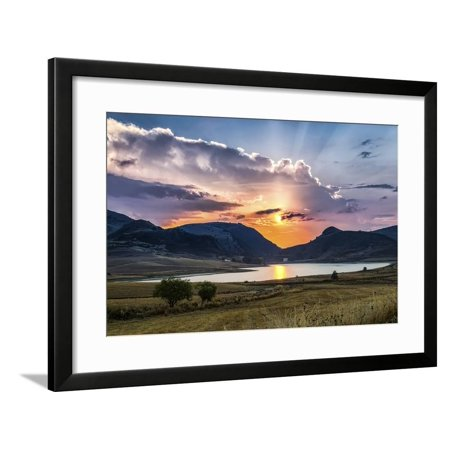 - Sunrays Framed Print Wall Art By Giuseppe Torre