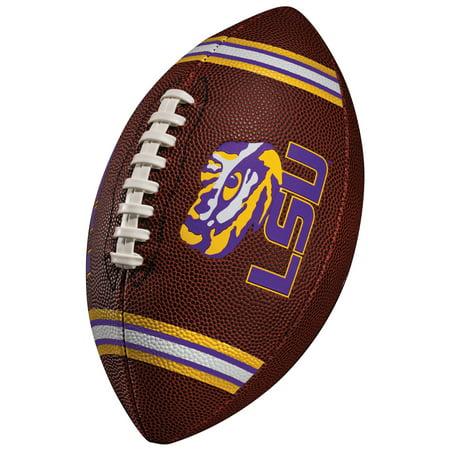 NCAA Franklin Sports LSU Tigers Junior Football
