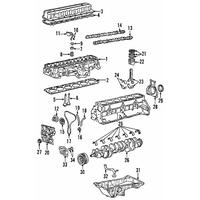 Genuine OE GM Bearings 89017791
