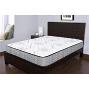 Spectra Mattress SS000001T 9.5 in. Orthopedic Elements Medium Firm Quilted Top - Twin