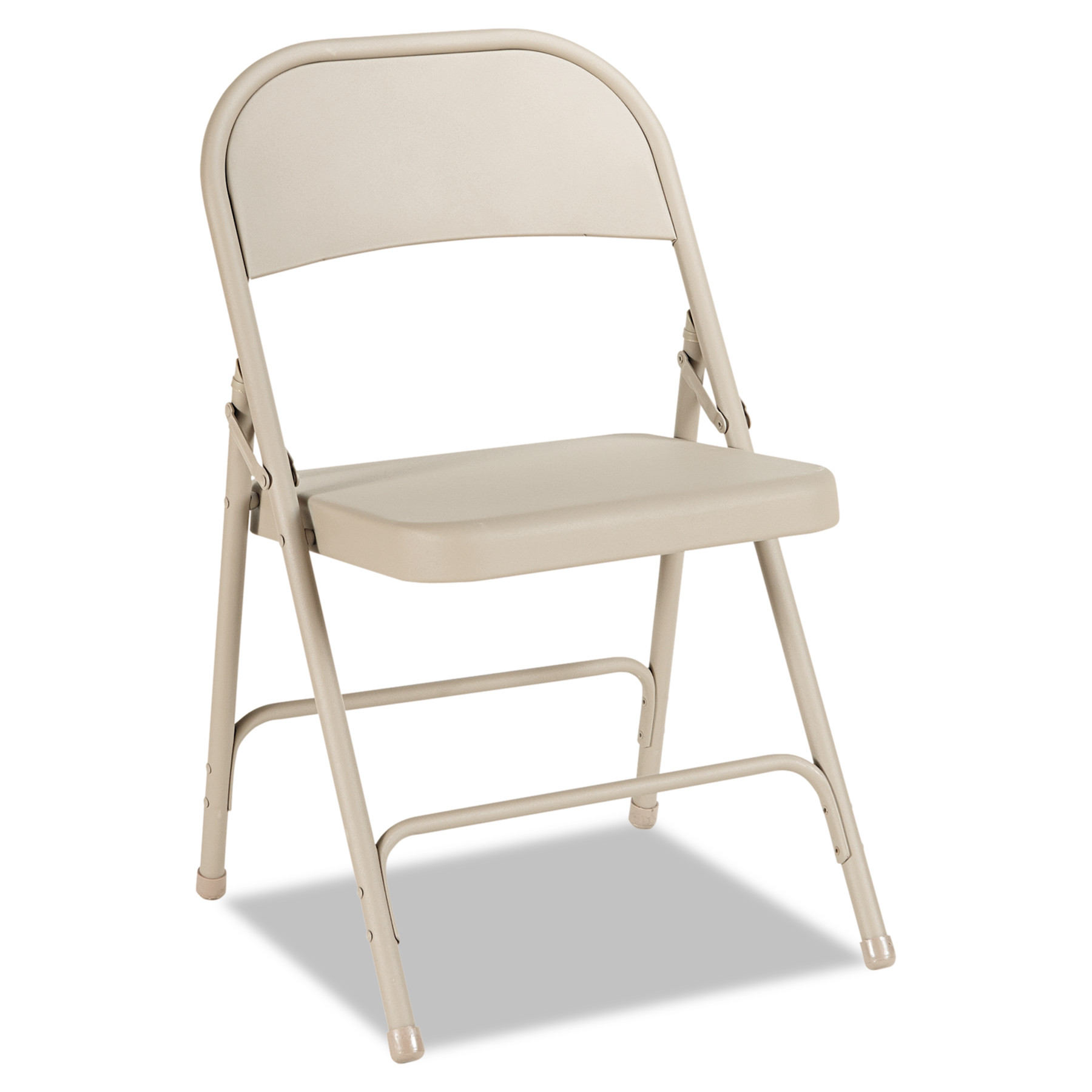 Alera Steel Folding Chair, 4-Pack, Multiple Colors by ALERA