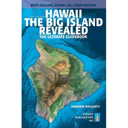 Wizard Island - Hawaii the Big Island Revealed: The Ultimate Guidebook (Paperback)