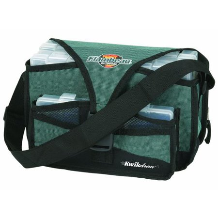 Flambeau kwikdraw soft side tackle bag 4501st for Fishing bags walmart