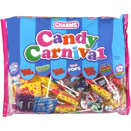 Charms Candy Carnival  44 Oz