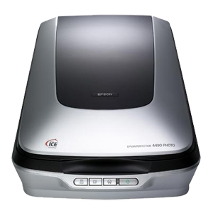 Epson Perfection 4490 Flatbed Scanner