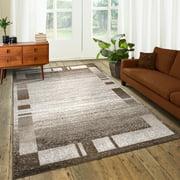 A2Z Palma 9958 Modern Abstract Pattern Soft Large Area Rug Tapis Carpet Kitchen (3x5 4x6 5x7 5x8 7x9 8x10)