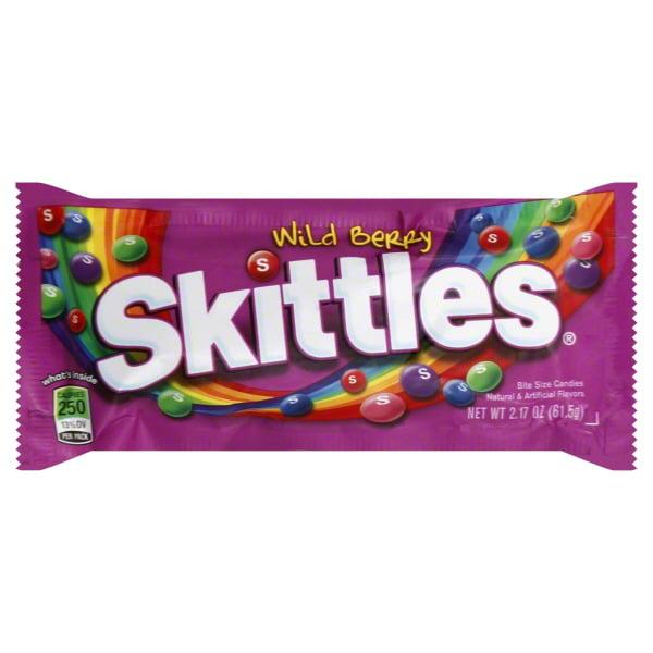 Wm Wrigley Jr Skittles  Candies, 2.17 oz