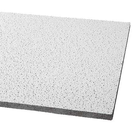 """ARMSTRONG Ceiling Tile,24"""" W,48"""" L,5/8"""" Thick,PK12 1729A"""