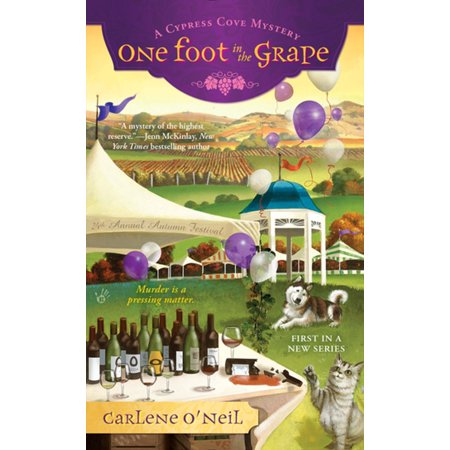 One Foot in the Grape - eBook