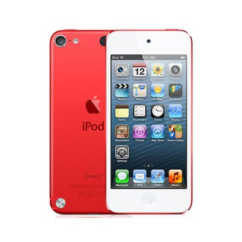 Apple iPod touch 64GB Red 5th Generation APPLE MD750LLA (...