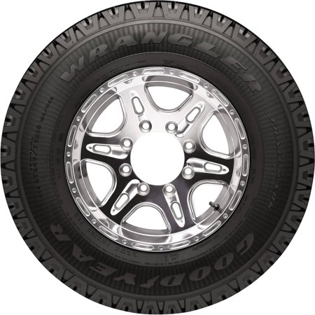 goodyear wrangler trailmark tire p265 70r16 111s best car truck tires. Black Bedroom Furniture Sets. Home Design Ideas