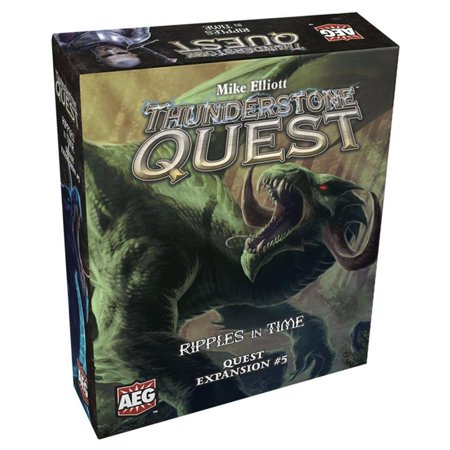 Alderac Entertainment Group (AEG) Thunderston Quest: Ripples in Time Expansion Card (Guarder Aeg Tune)