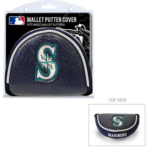 Team Golf MLB Seattle Mariners Golf Mallet Putter Cover by Generic
