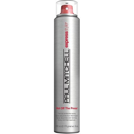 Paul Mitchell Express Style Hot Off The Press Thermal Protection Spray 6 Oz