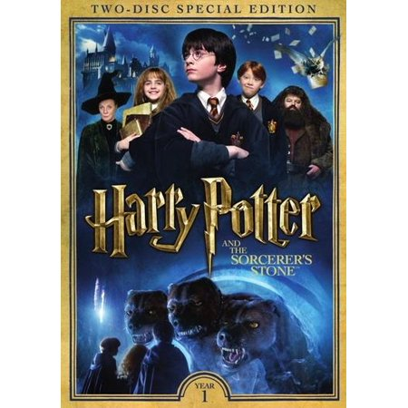 Harry Potter and the Sorcerer's Stone (Other) - Harry Potter Broomstick