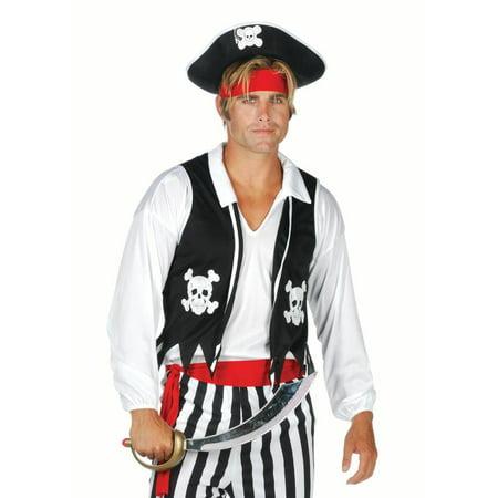Adult Pirate Vest ()
