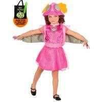 Skye Paw Patrol Costume for Girls Treat Safety Kit-S