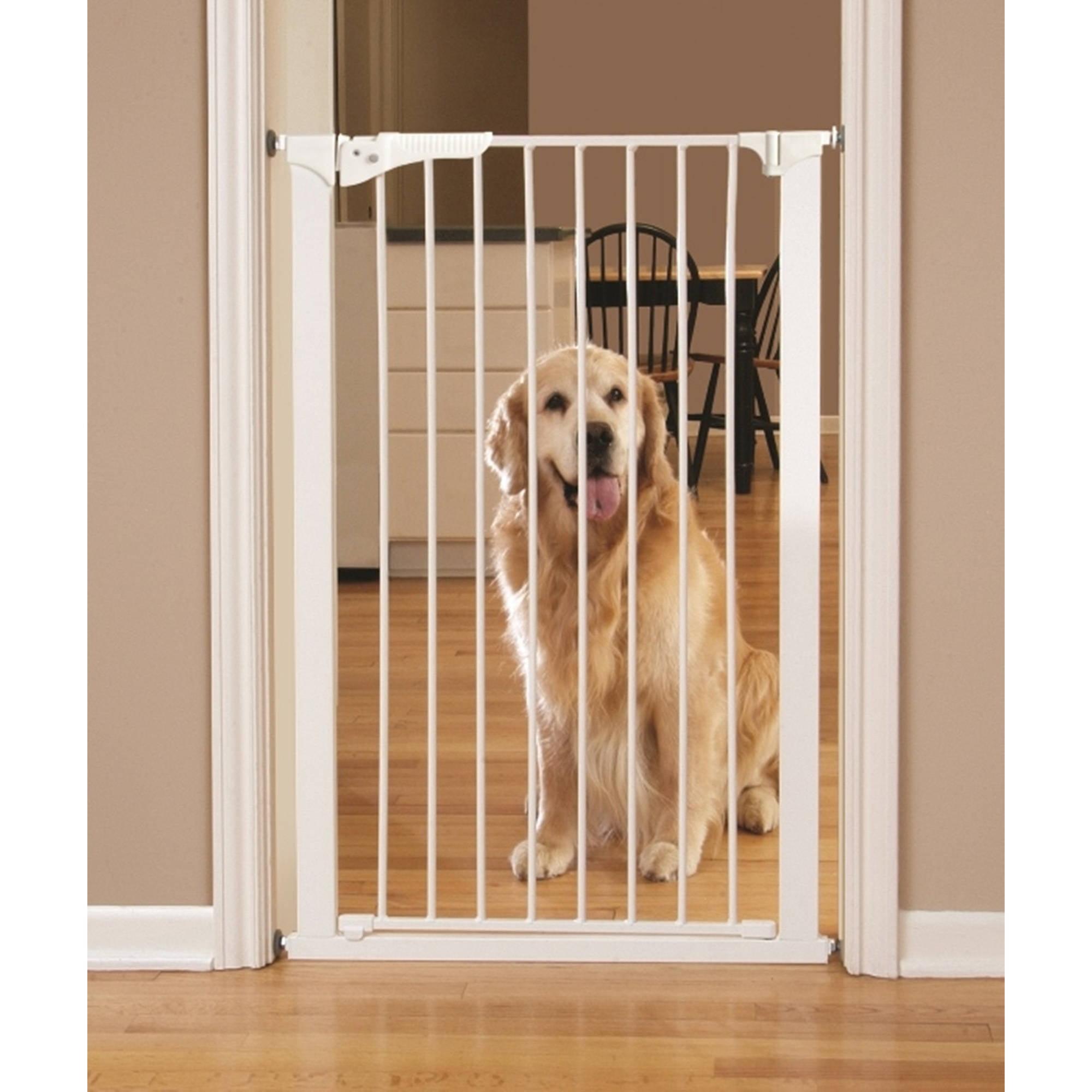 Command Pet Tall Pressure Gate   Walmart.com