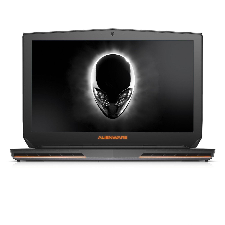 Refurbished Alienware 17 AW17R3 17.3-Inch Full HD Gaming Laptop, 6th Gen Intel Core i7-6700HQ UP to 3.5GHz, 8GB Memory, 256GB ssd + 1TB Hard Drive, 3GB GeForce GTX 970M Graphics, Windows 10