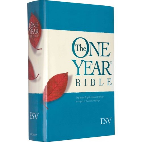 ESV One Year Bible-Hardcover