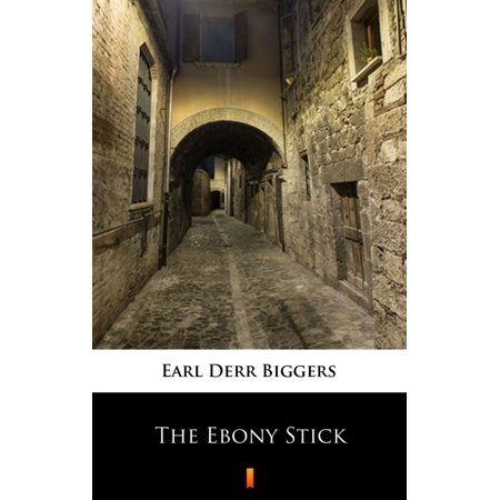 The Ebony Stick - eBook