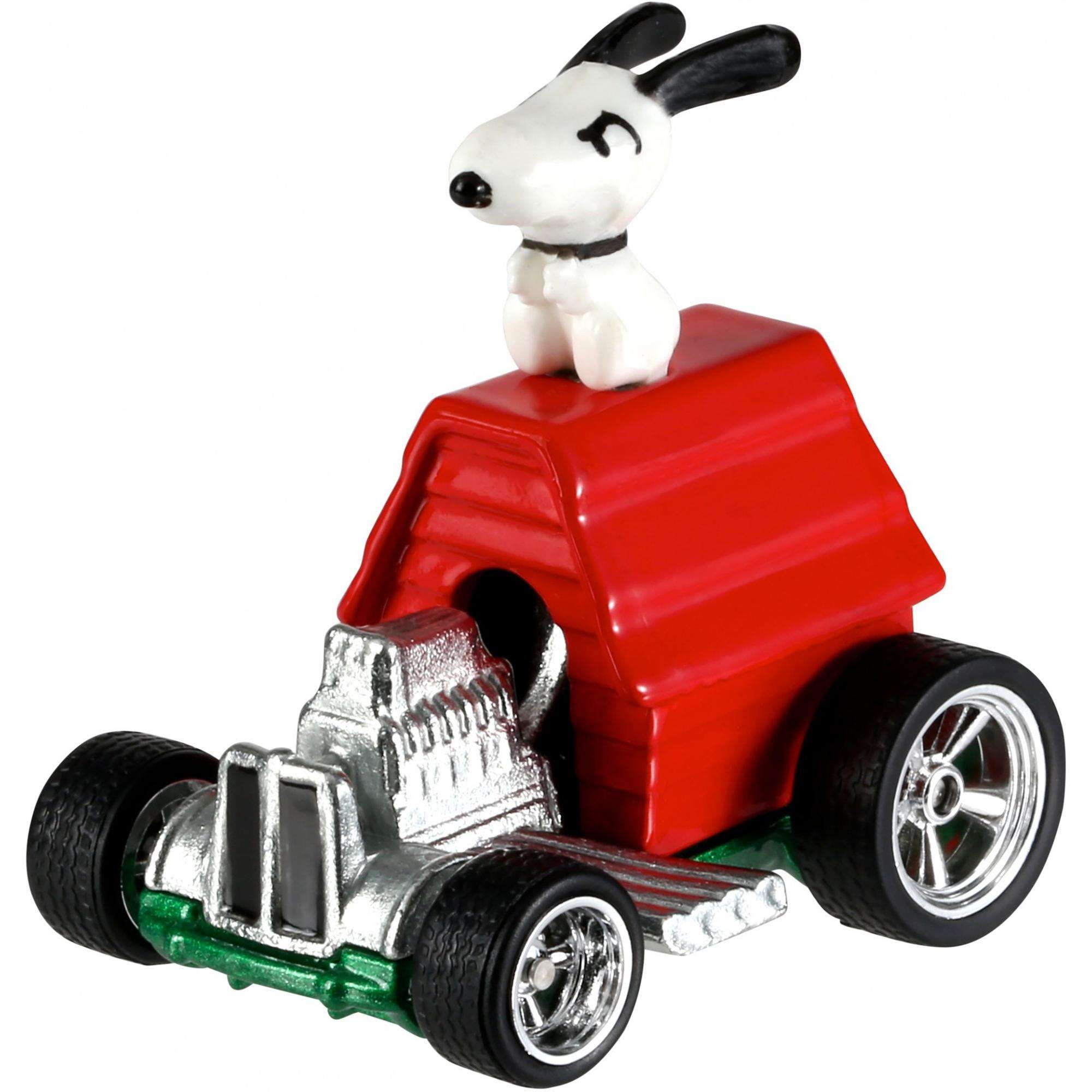 Hot Wheels Snoopy Vehicle by Mattel
