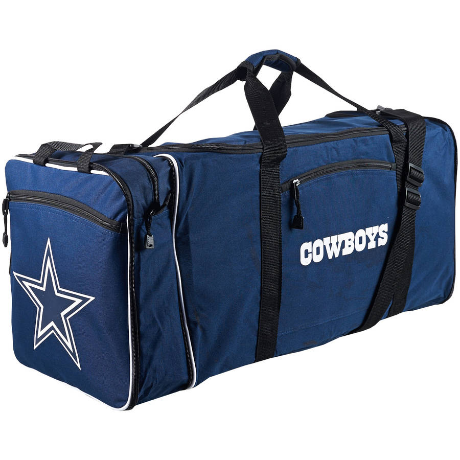 "NFL Dallas Cowboys ""Steal"" Duffel Bag"
