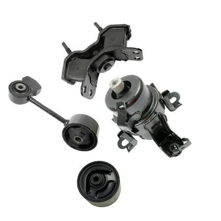 03 02 01 Part Auto (For 00-04 Toyota Avalon 3.0L 4PCS 4273 6257 4215 4225 Motor & Trans Mount 00 01 02 03 04)