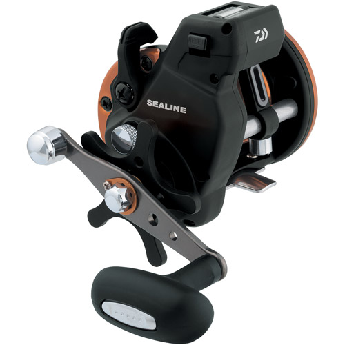 Daiwa Sealine SG-3B Line Counter Reel, 3 Ball Bearings 14 lbs/300 yds