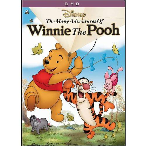The Many Adventures Of Winnie The Pooh: Special Edition