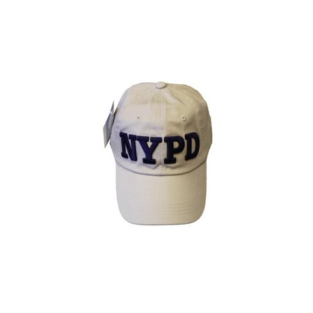 Nypd Baby Infant Baseball Hat New York Police Department Khaki One Siz - Infant Police Hat