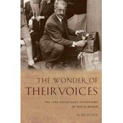 Oxford Oral History: The Wonder of Their Voices (Paperback)