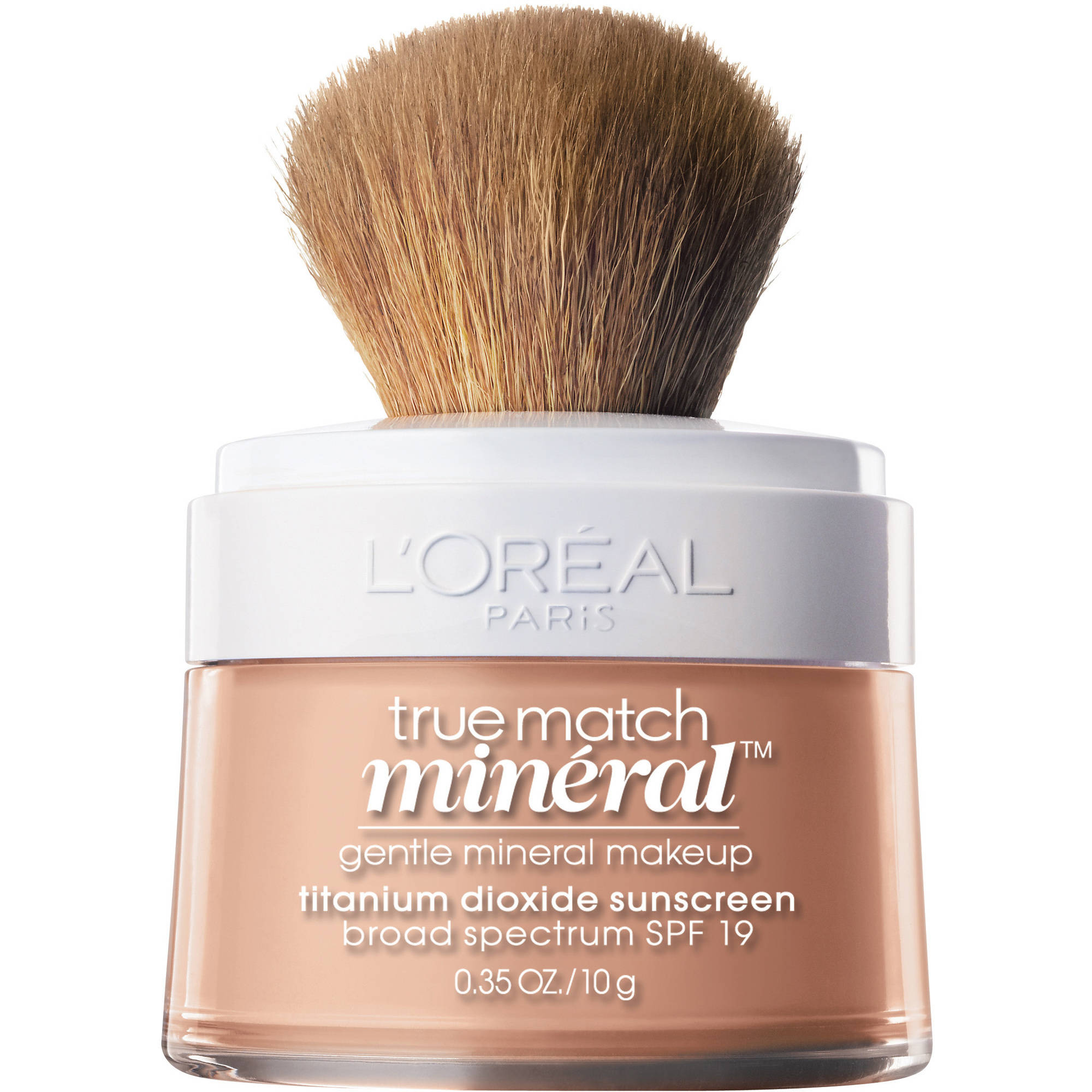 L'Oreal Paris True Match Naturale Mineral Foundation with SPF 19