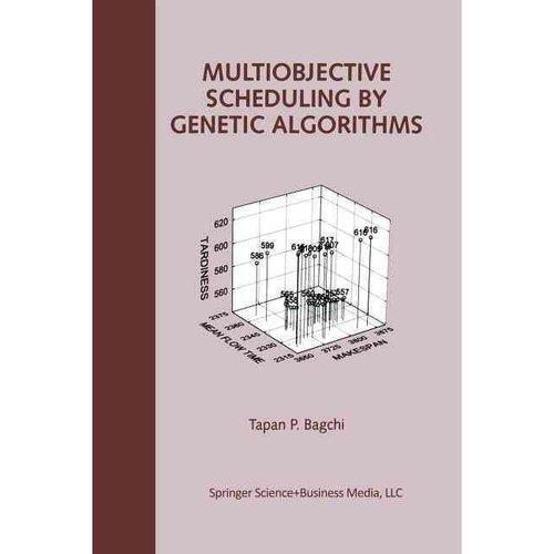 Multiobjective Scheduling by Genetic Algorithms