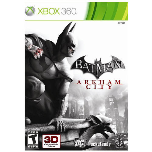 Batman: Arkham City (Xbox 360) - Pre-Owned