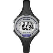 Timex Women's Ironman Essential 30 Mid-Size Watch, Black Resin Strap