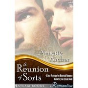 A Reunion of Sorts - A Sexy Victorian-Era Historical Romance Novelette from Steam Books - eBook