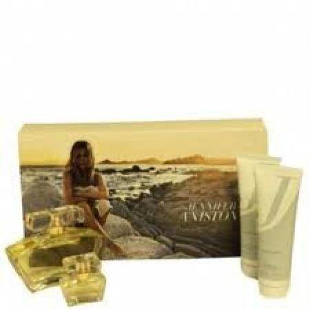 Jennifer Aniston Eau De Parfum Spray Gift Set  4 Count